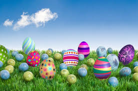Send us information on ALL special events / activities for Easter