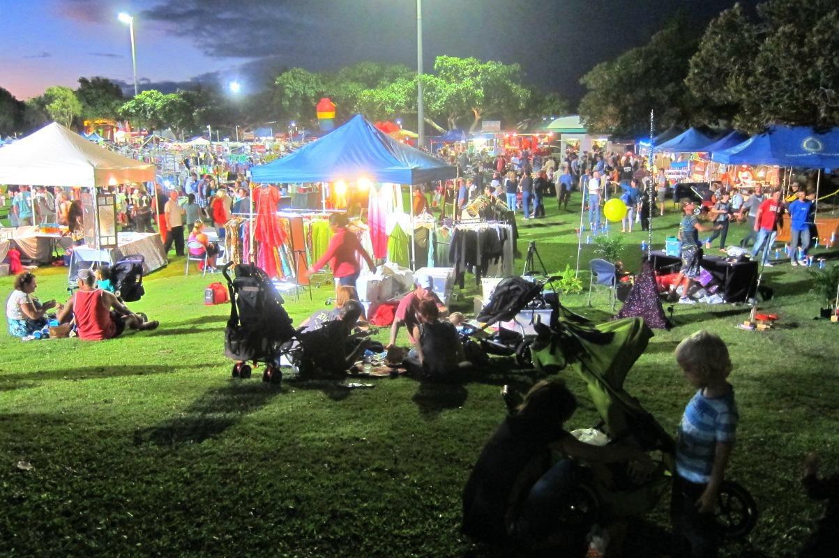 Steiltes Night Market @ The Soccer Ball