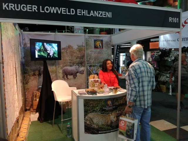 Activities and Attractions to be promoted by our team at the Getaway Show