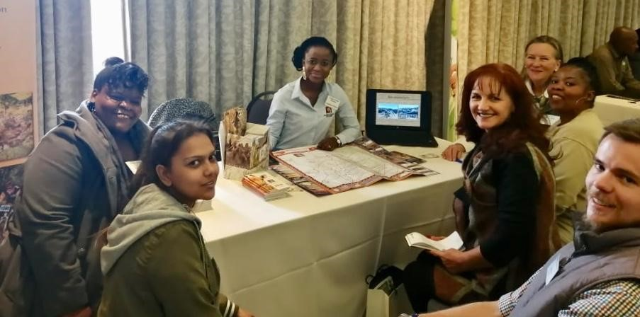 Kruger Lowveld at Travel People's Rediscover South Africa Workshop