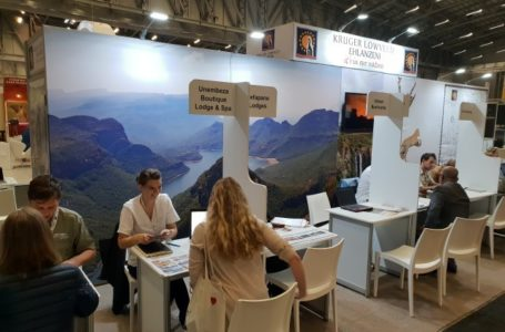 Showcase your product on the Kruger Lowveld stand at WTM Africa 2020