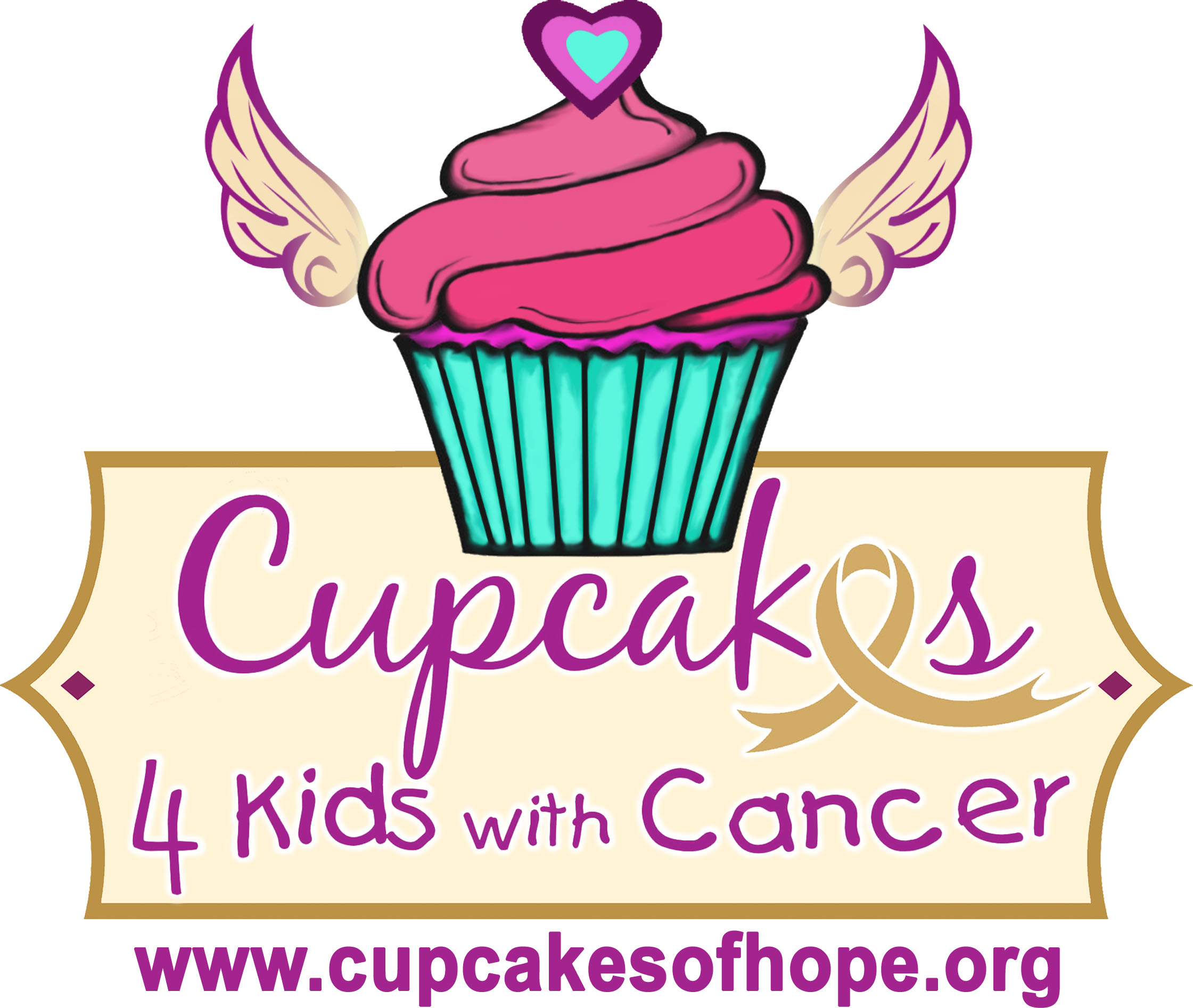 Cupcake Valentines Business Drive for Kids with Cancer