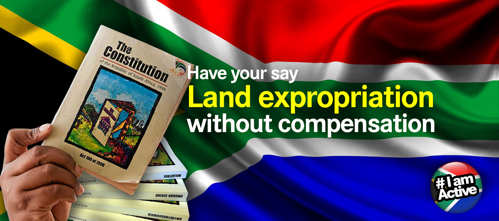 Give your final input on Land Expropriation by 29 February.