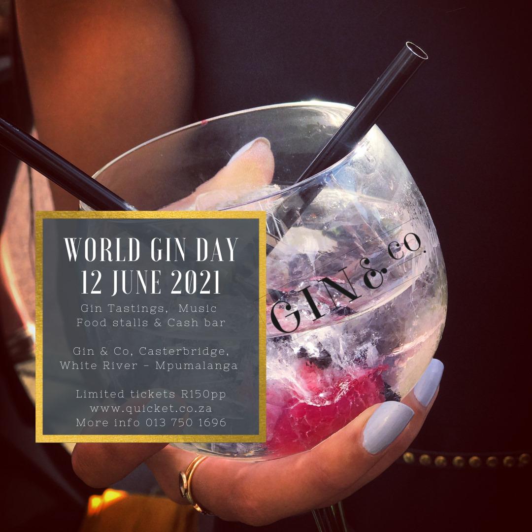 World Gin Day @ Gin & Co. Casterbridge